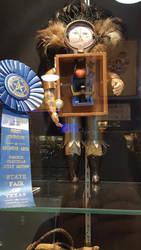 Clockwork Guy Figure by blah1200