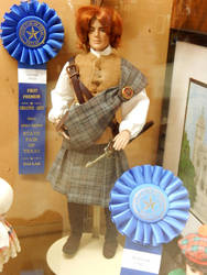 Badass Scotts Men Doll- State Fair 2016 by blah1200