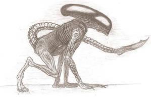 ALIEN - Alien Runner by KingOvRats