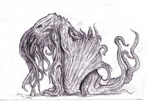 Spawn of Cthulhu by KingOvRats