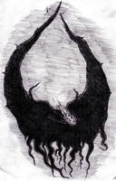 Lovecraft - Nyarlathotep, Haunter of the Dark by KingOvRats