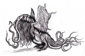 Lovecraft - Spawn of Cthulhu, Alternate by KingOvRats