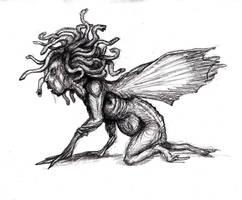 Gorgon, Medusa by KingOvRats