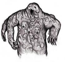 Dream Flesh Giant by KingOvRats