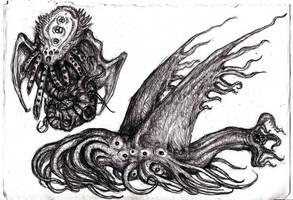 Lovecraft - Other Gods by KingOvRats