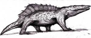 Voonith, Predatory Amphibian by KingOvRats