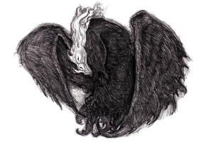 Lovecraft - Nyarlathotep, Haunter of the Dark III by KingOvRats