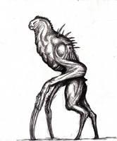 Lovecraft - Dimensional Shambler by KingOvRats