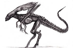 Alien, Queen by KingOvRats