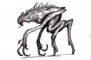 Lovecraft - Dimensional Shambler II by KingOvRats