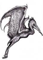 King - Mist Creature, Pseudobird by KingOvRats