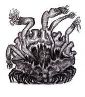 Campbell - Azathoth (Pre-cosmic Form) by KingOvRats