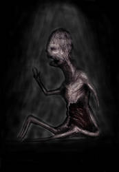 Lovecraft - Imperfect Salts Revenant (Color) by KingOvRats