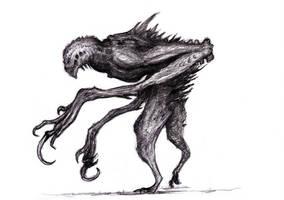 Lovecraft - Dimensional Shambler III by KingOvRats