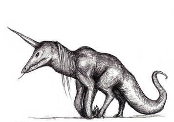 Dream Faerie Unicorn by KingOvRats