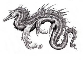Dream Chaos Dragon, God of Change by KingOvRats