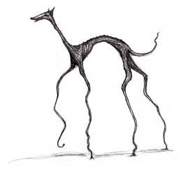 Dream Strangler Dog by KingOvRats