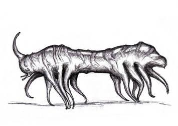Dream Slug Unicorn by KingOvRats