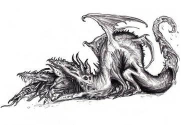 Greater Beast of Change II by KingOvRats