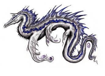 Dream Chaos Dragon God of Change by KingOvRats