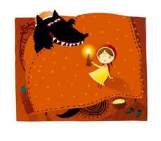 Little Red Riding Hood 3 by vleta