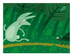 Tortoise and the Hare 1 by vleta