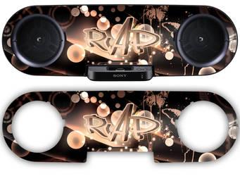 Sony TRiK Skin - RAP by 878952