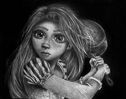Rapunzel by martakazik