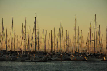 Harbour Yachts by lotusmick15