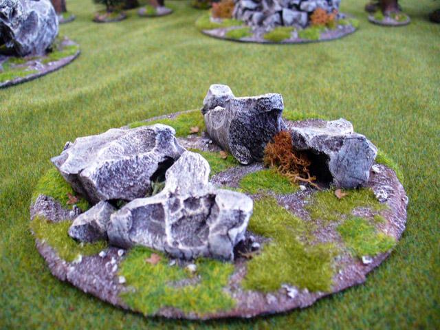 Group of rocks by Endakil