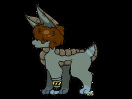 cancerous doggo by Gr8gecko