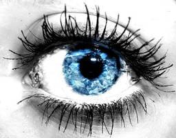 Diamond in Eye by WorstRoadtripEVER