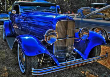 ROADSTER IN BLUE  ....... by SAN666
