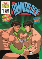 NWA Hammerlock 1 by thegrinningdemon