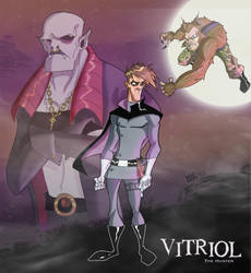 Vitriol The Hunter by nekroworld-AgL