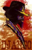Django by nthomas-illustration