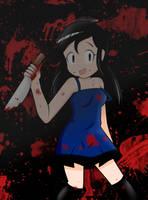 A murderous psychopath by kary22