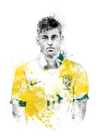 Neymar Jr. by medalXD