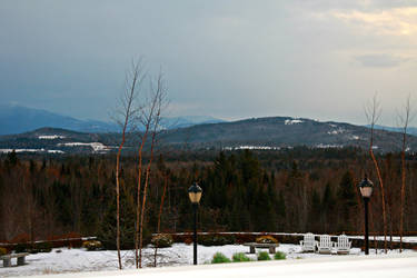 Mountains of New Hampshire by FossilFuel