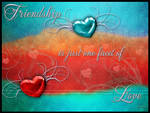 Friendship is a facet of Love by Nameda