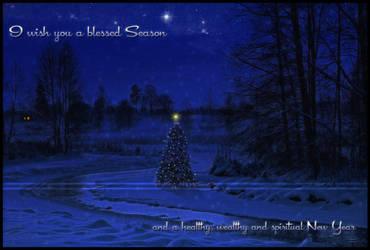 Blessed Season by Nameda