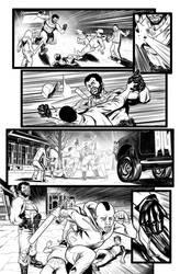 LUMBERJAX #1 PAGE 2 by giacomoguida