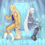 Ice Queens by The-Good-Hunter