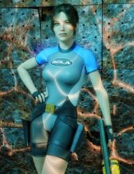 Lara - SOLA wetsuit by tigerste