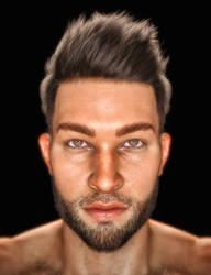 Gianni 6 - Studio portrait by tigerste