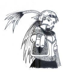 Memorials-Yugioh GX OC PinkyJ2 by DragonLeeX3