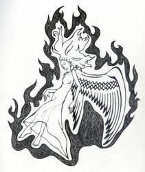 Memorials - Angel by DragonLeeX3