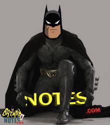 Batman Notes Promo by batmannotes