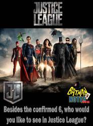 Justice League Wishlist by batmannotes