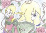 the wild rose and his princess by ChibiSakuraNinja